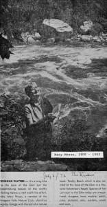 Mary Moses